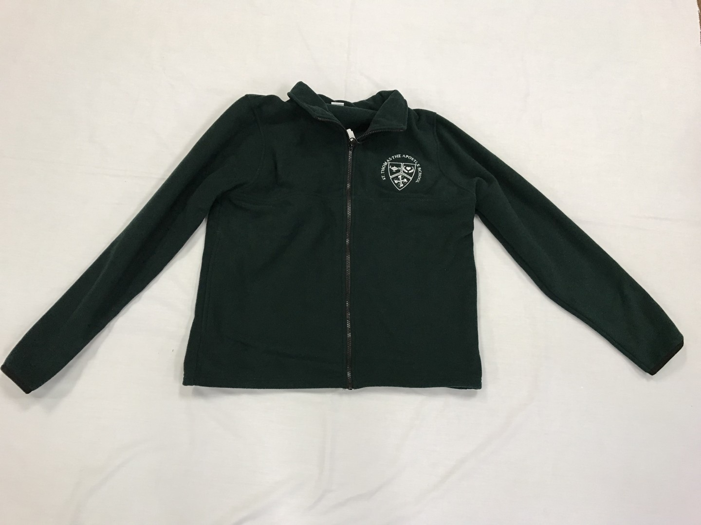 St. Thomas the Apostle Fleece Jacket