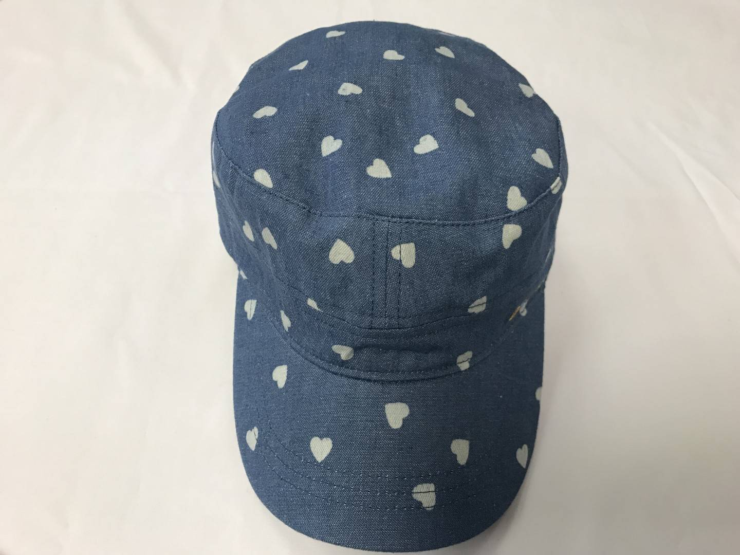 SUNNY DAYZ DENIM ADJUSTABLE CAP