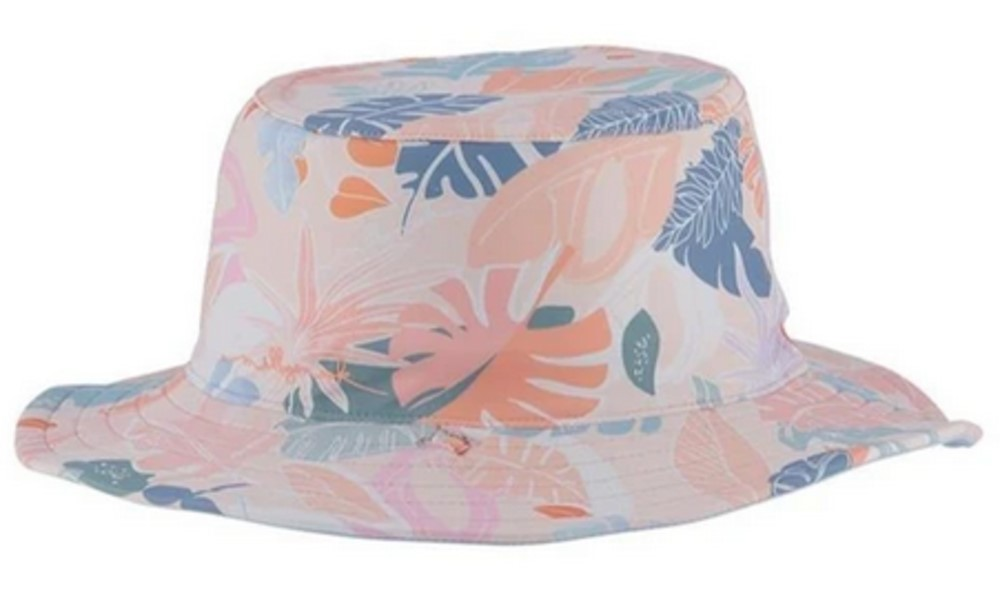 MILLYMOOK AND DOZER BABY GIRLS BLUSH REVERSIBLE BUCKET HAT JUNE